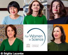 Cinco mujeres excepcionales homenajeadas por sus revolucionarios descubrimientos en las ciencias físicas