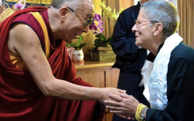 """Encuentro con Roshi Joan Halifax: """"No soy una budista de cojín"""""""
