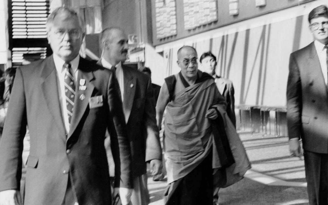 Un día en la vida del Dalai Lama