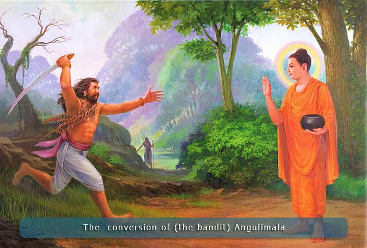 El Buda y el Terrorista por Satish Kumar